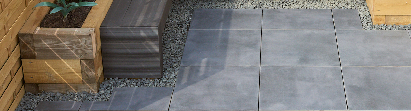 Garden Patio - Porcelain