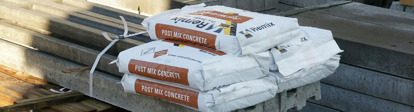 How Do I Use Post Mix Concrete? - AVS Fencing Supplies